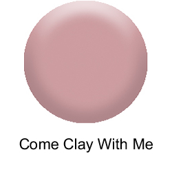 GLOSSWORKS Nagellack - Come Clay With Me/ Passt immer ( Pink/Nude)