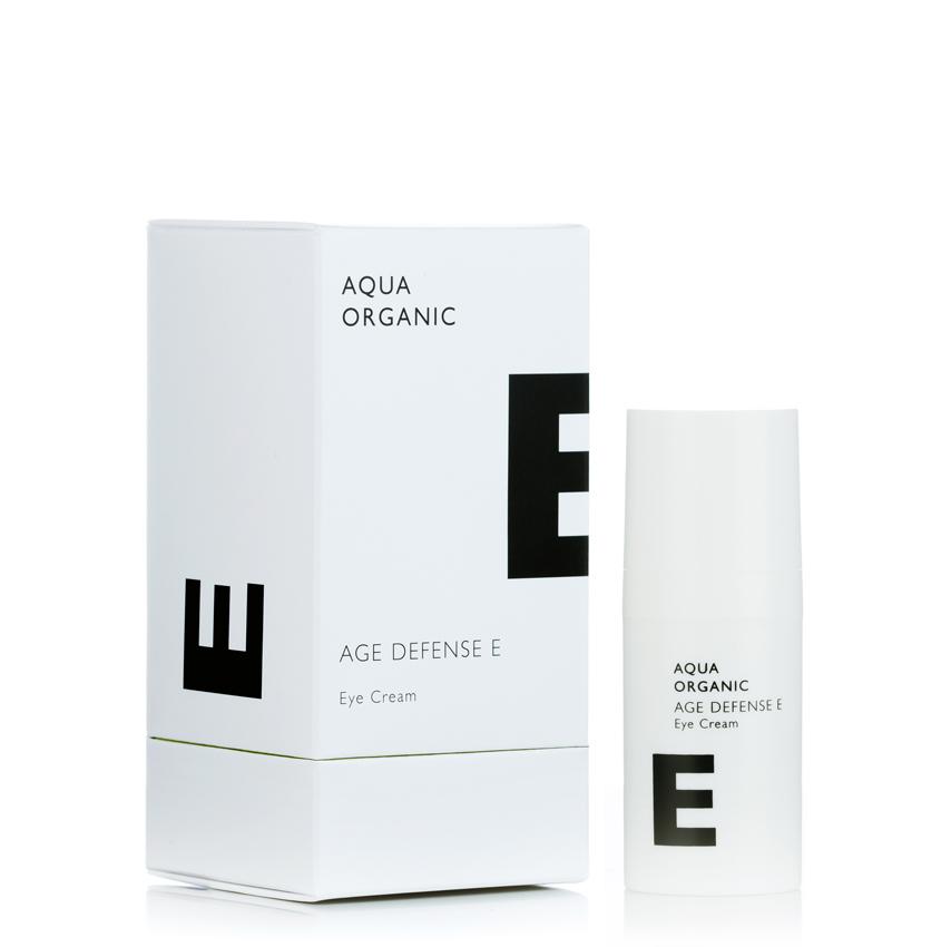 Aqua Organic - E age defense / Lymphatisch. Tränensäcke