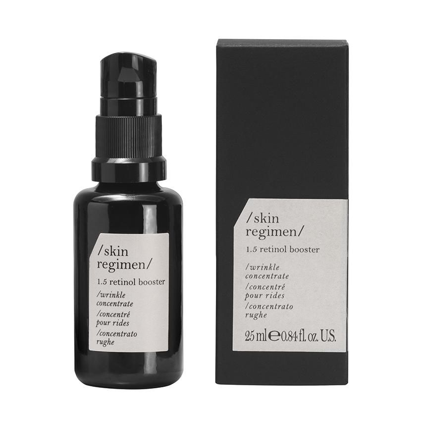 Skin Regimen - 1.5 retinol booster / Aufbau der Hautstruktur.