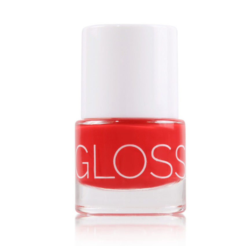 GLOSSWORKS Nagellack - ReddyToGo/ Wow Wow ( Orange/Rot)
