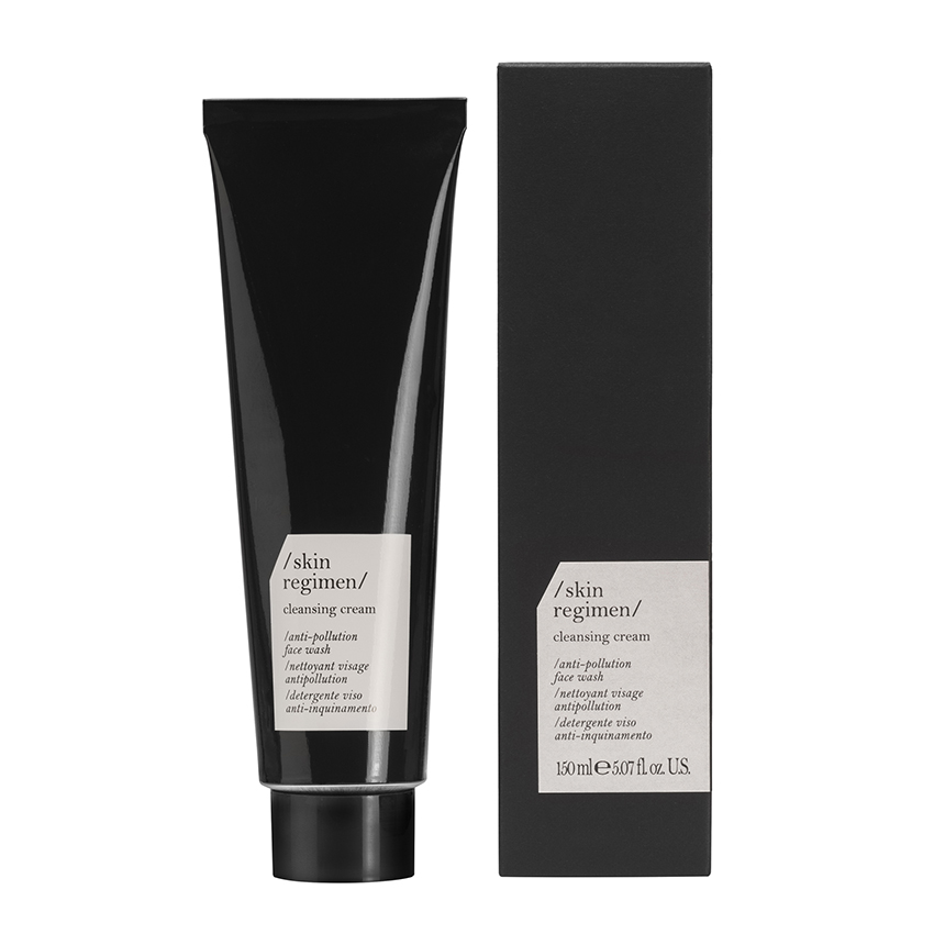 Skin Regimen - cleansing cream / Reinigungsschaum