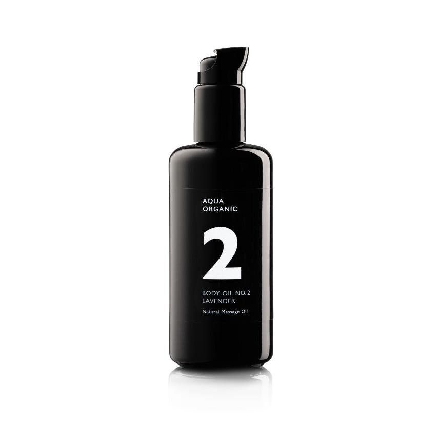 Body Oil - NO. 2 - Lavender/ Beruhigend, für einen erholsamen Schlaf.
