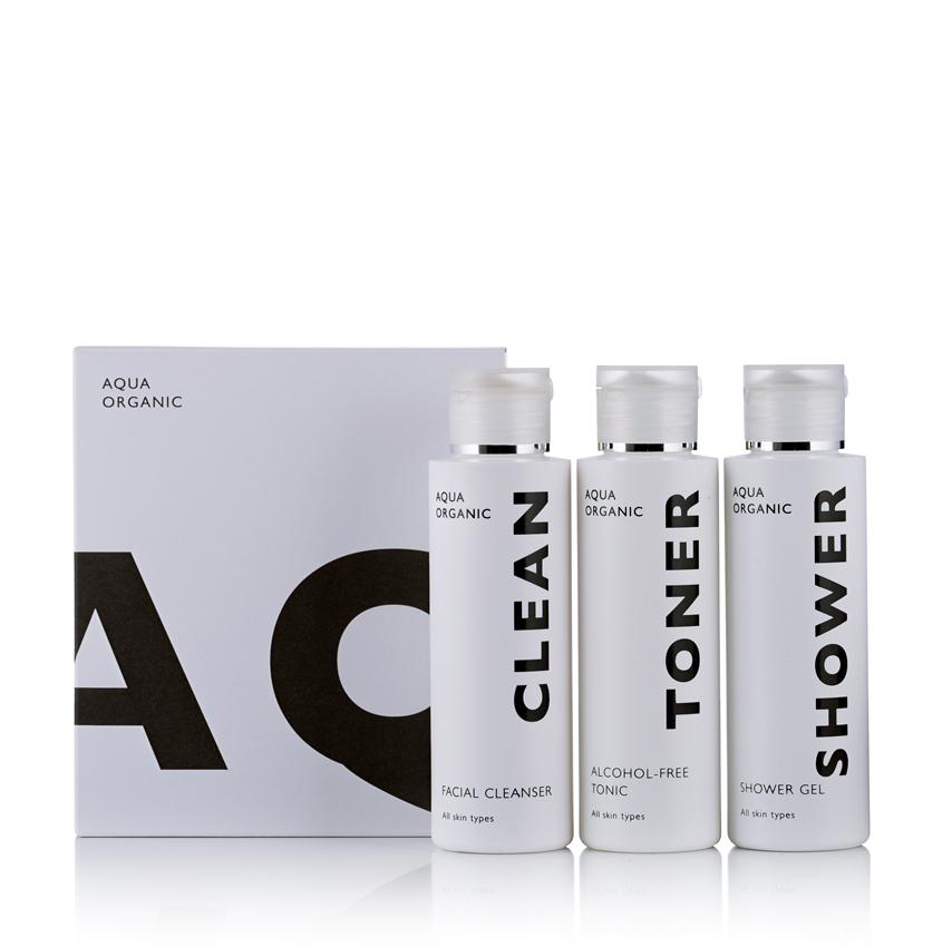 Aqua Organic - travel kit / Reise Ahoi..