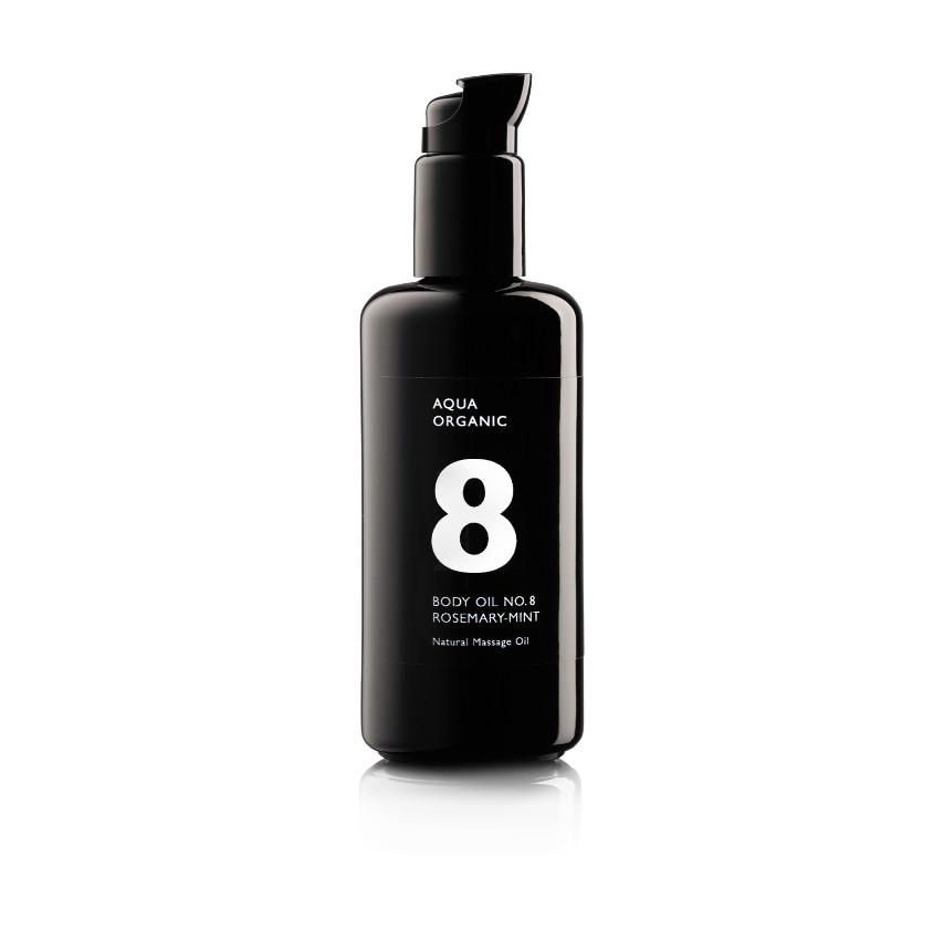 Body Oil - NO. 8 - Rosemary-MINT/ löst Verspannungen und Unwohlsein.