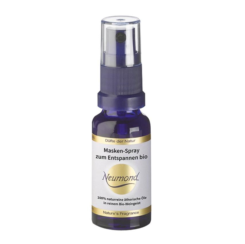 Neumond - Maskenspray zum Entspannen bio/ beruhigende und ausgleichende Wirkung.