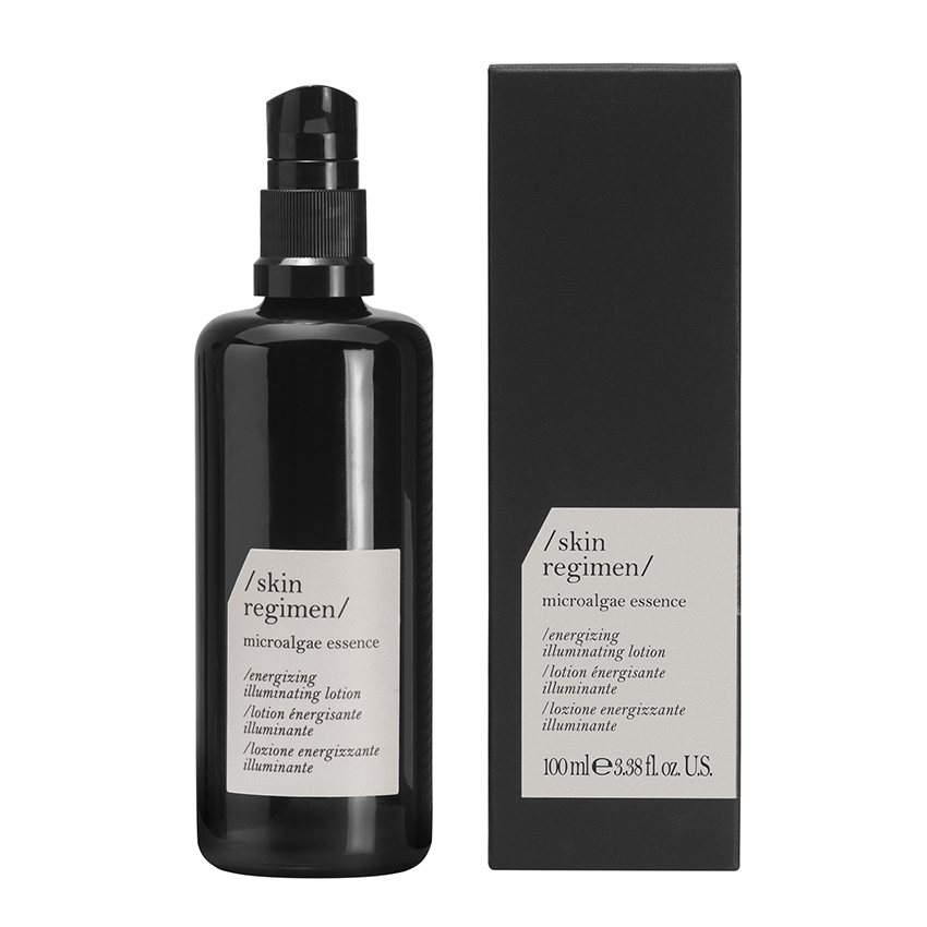 Skin Regimen - microalgae essence / intensive Feuchtigkeit .Glow.