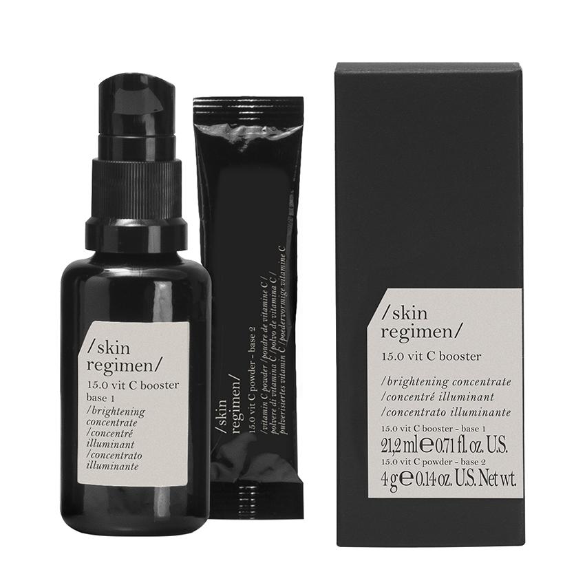 Skin Regimen - 15.0 vit C booster/ gegen einen müden Teint.