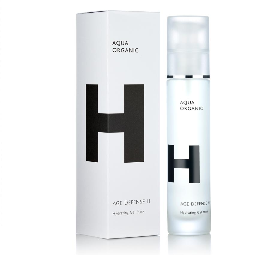 Aqua Organic - H age defense / Beruhigt. Für eine optimale Hydrierung.