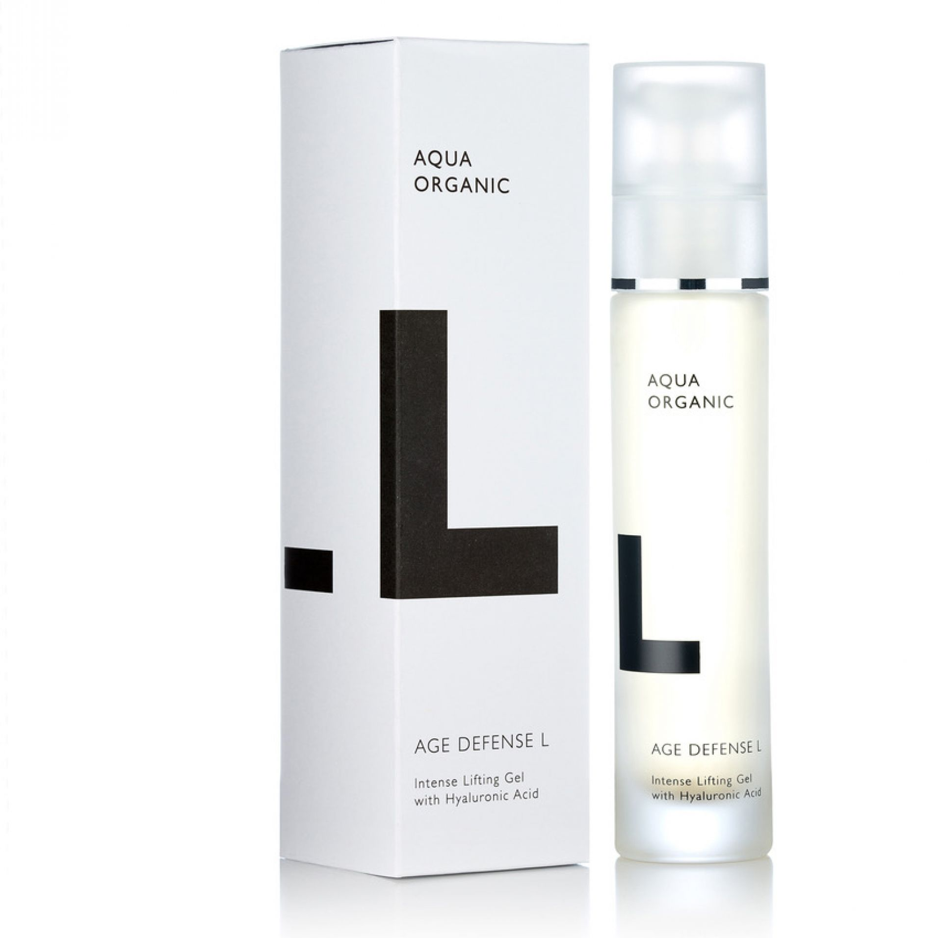 Aqua Organic - L age defense /  Durstlöscher für die Haut.
