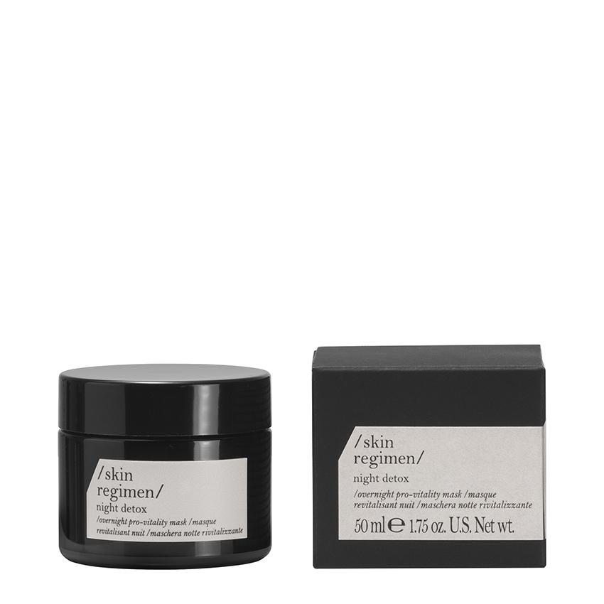Skin Regimen Night Detox Maske/ Overnight-Maske,Strahlende Haut.